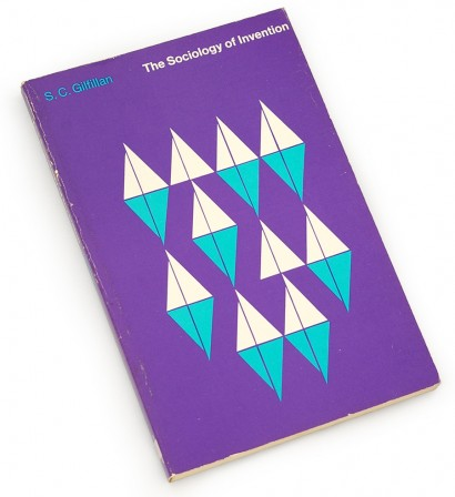 s.c. gilfillan, 70s design, seventies book cover, graphic, abstract, science book, evelyn raynes.