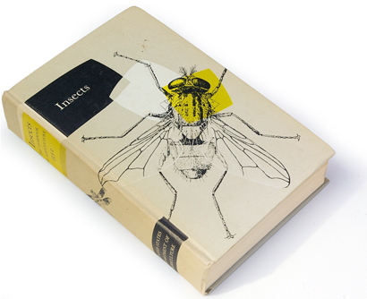 insects, agriculture, 1952, 50s design, fifties graphics, us government printing office, yearboook