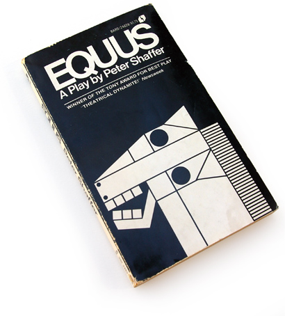equus, avon, bard, geometric, 1974, peter shaffer