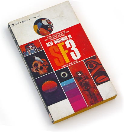 science fiction graphics, sci-fi book cover, sixties design, 60s graphic design