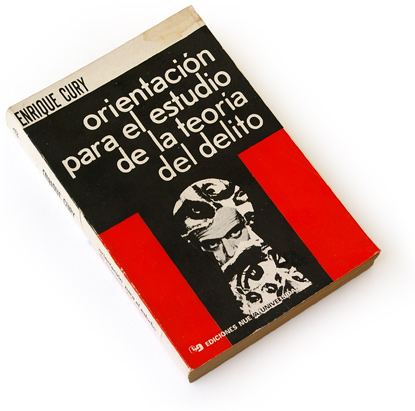 70s chilean graphic design, enrique cury, south american design in the 70s, chile publisher, universidad y estudio