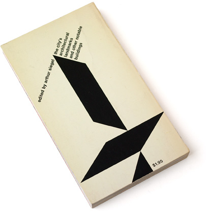 60s book cover design, architecture, abstract graphics