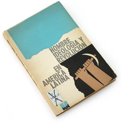 uruguay, spanish religious book, 60s book design in uruguay, latin american graphic design, sixties