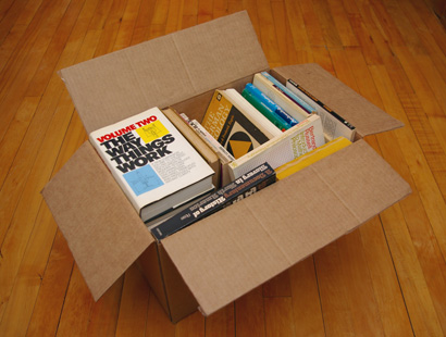 open books, open box sale, chicago book stores