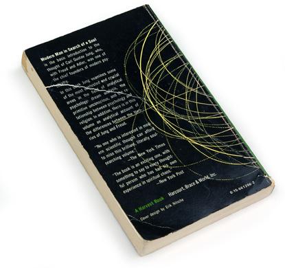 erik nietsche, sixties graphic design, 60s book design, paperback, cg jung