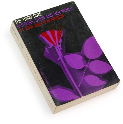 roy kuhlman, 60s book cover design, sixties graphic design, overprint, photogram, evergreen, purple and red
