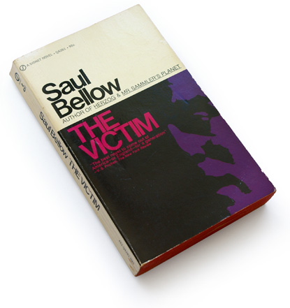 helvetica, 60s book design, saul bellow, minimalist book cover design, sixties graphic design