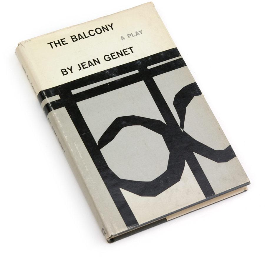Roy kuhlman book worship for The balcony book
