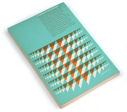 overprint, pattern, weird color combination, seventies graphic design, 70s modernism, book cover