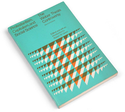 triangle pattern, 70s book cover design, heath publishing, social science, overprint