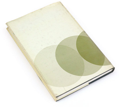 geometric shapes cover design 60s, university of chicago press, 1968