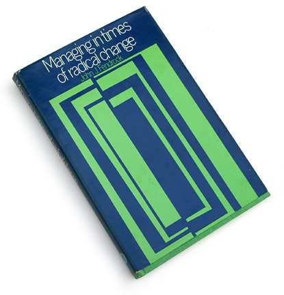 seventies book design, 70s graphic design, abstract book cover design, op art, vincent scotti