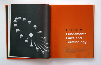 70s textbook, helvetica
