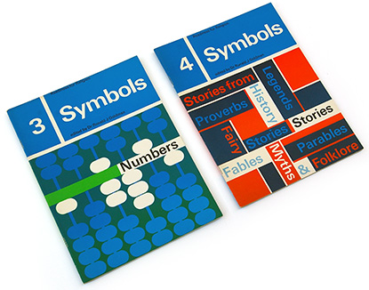 christian book design 70s, graphic design 1970s, univers